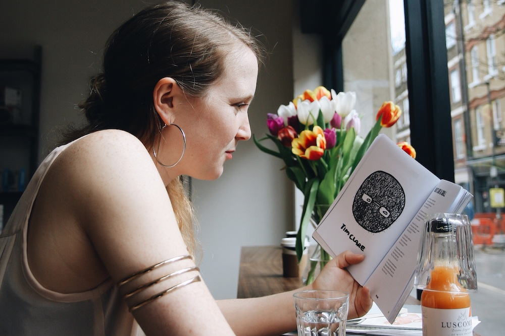 hollie mcnish on poetry and motherhood the early hour