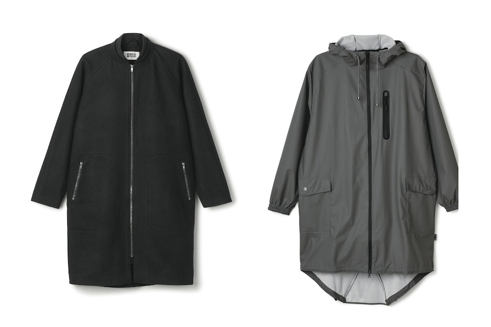 weekday coat - theearlyhour.com