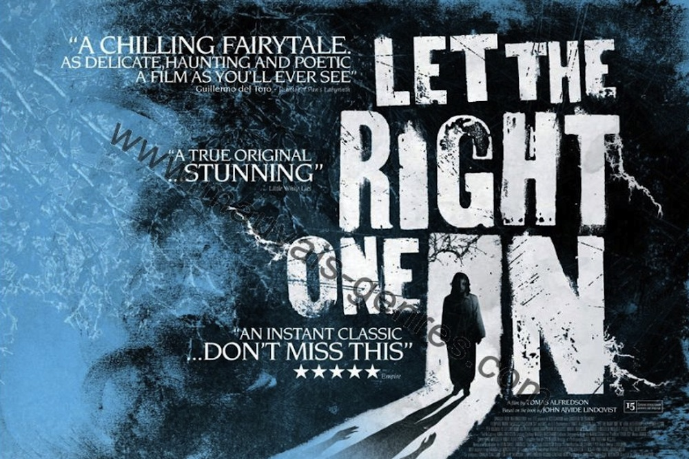 Let the Right One In - theearlyhour.com