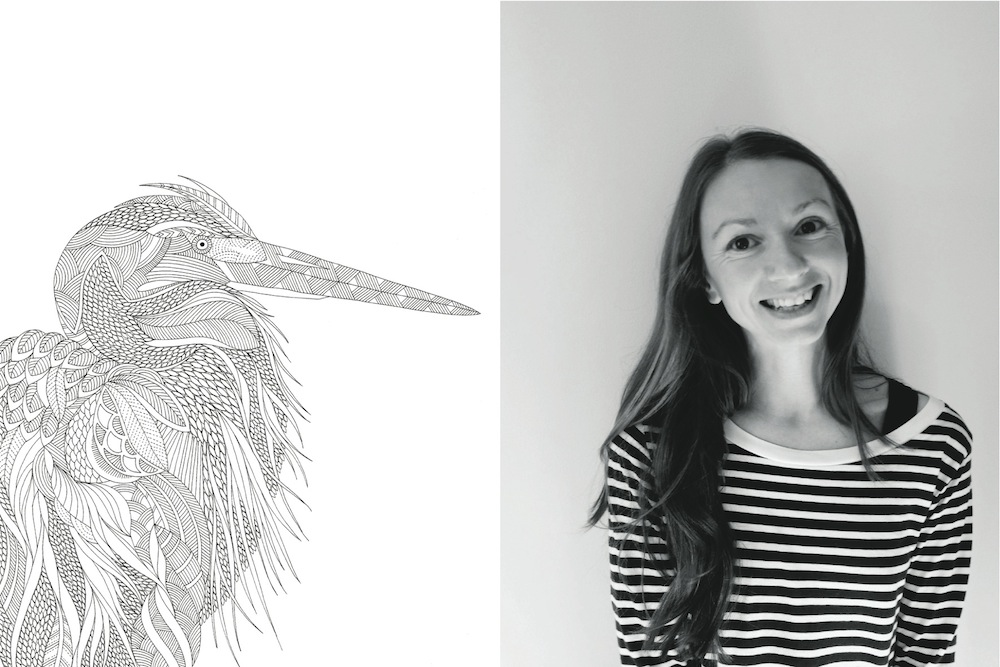 Bestselling colouring book artist Millie Marotta - The Early ...