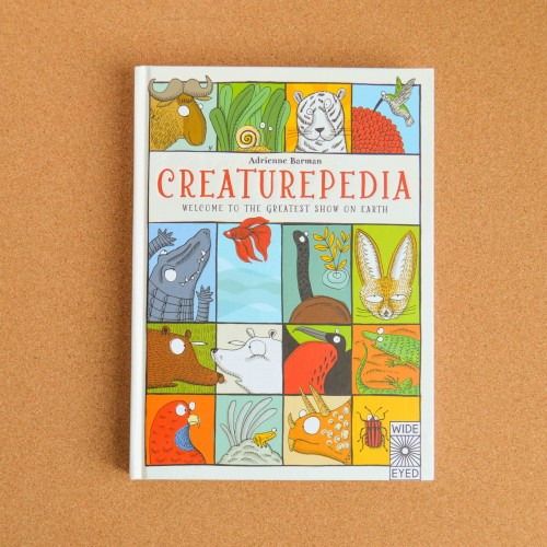 creatupedia - children's books - theearlyhour.com