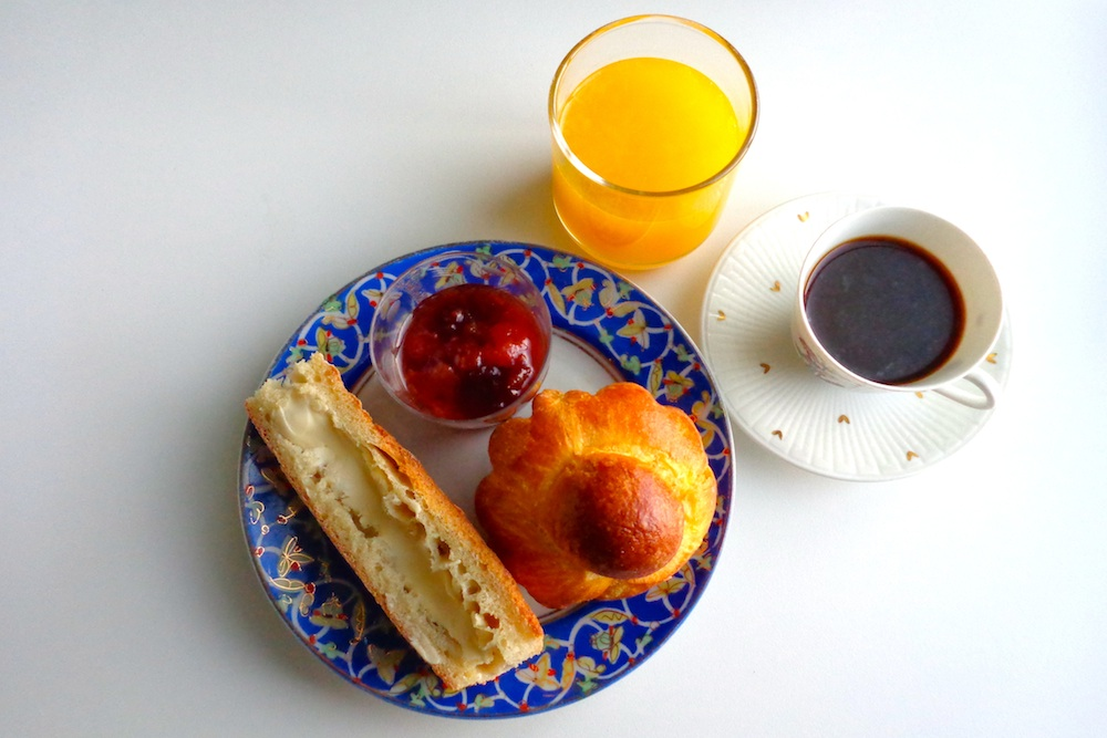 French breakfast - theearlyhour.com