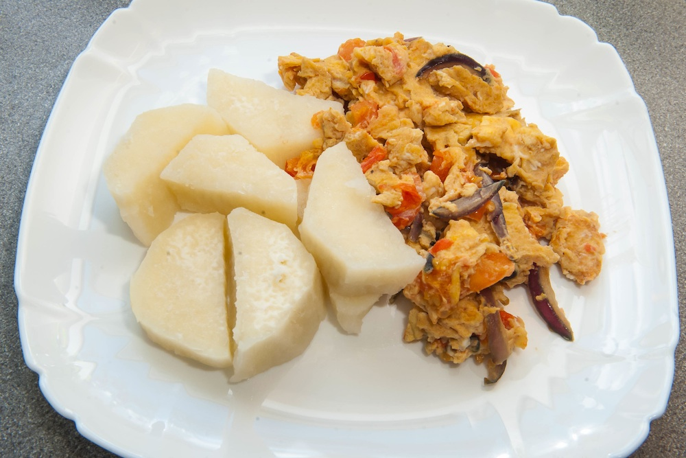 Nigerian breakfast - breakfast from around the world - theearlyhour.com