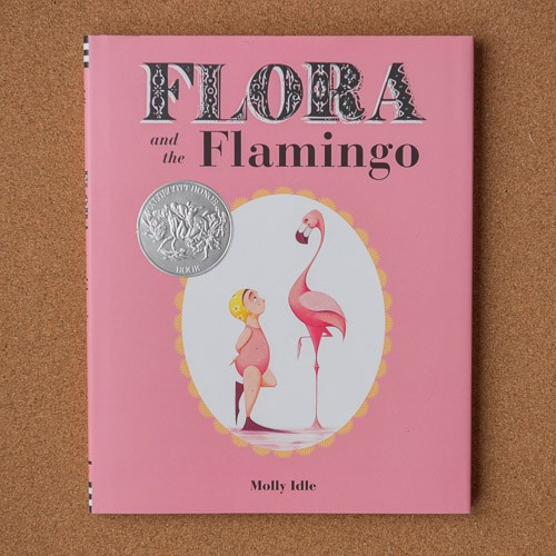 flora and the flamingo - children's books - theearlyhour.com