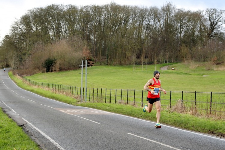 Andrea Fraquelli - running- competitive running - runner - theearlyhour.com