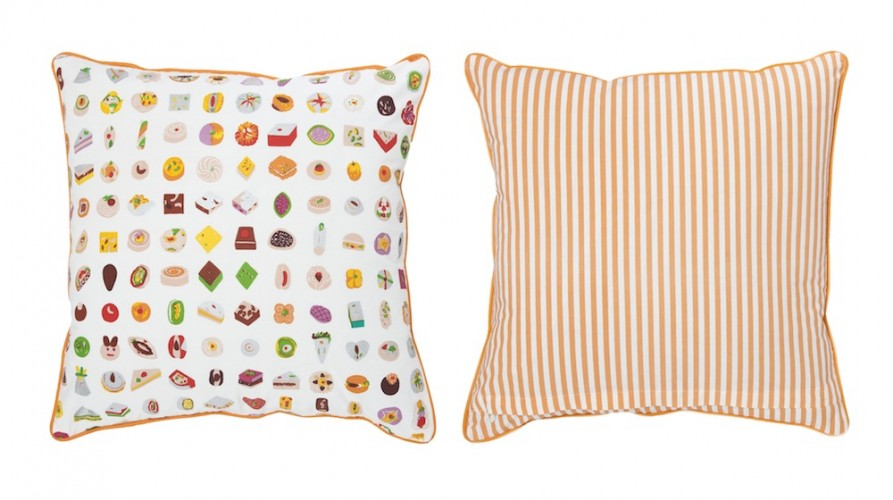 Safomasi_MCO5_Orange Mithai cushion 45x45