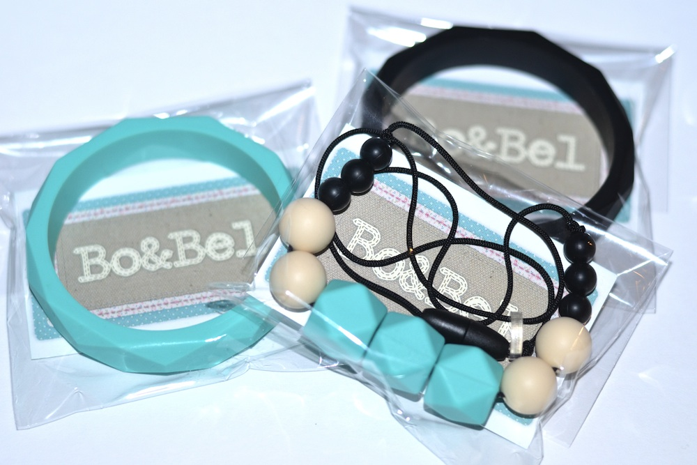 Bo&bel teething jewellery - theearlyhour.com