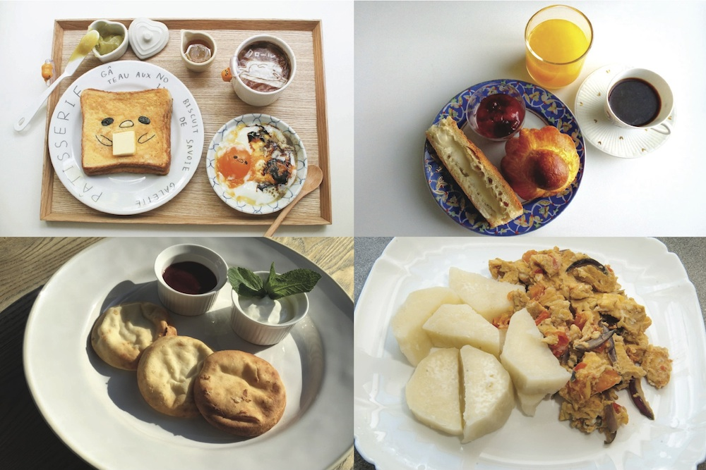 What Do People Around The World Eat For Breakfast Annie Ridout