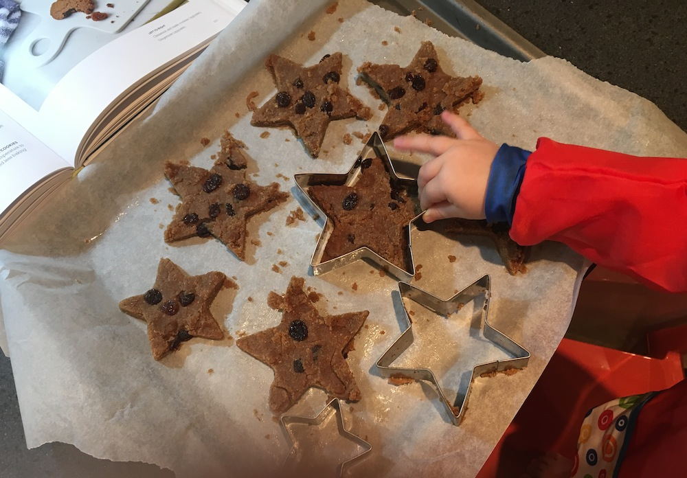 Star biscuits - nutrition - theearlyhour.com