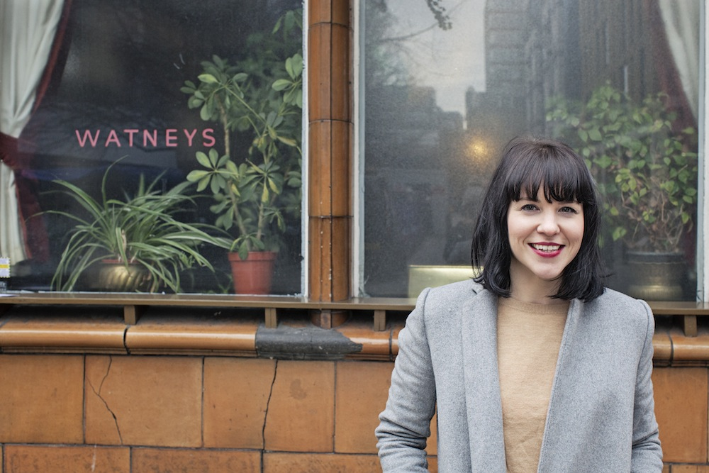 Steph Douglas - don't buy her flowers - business - theearlyhour.com