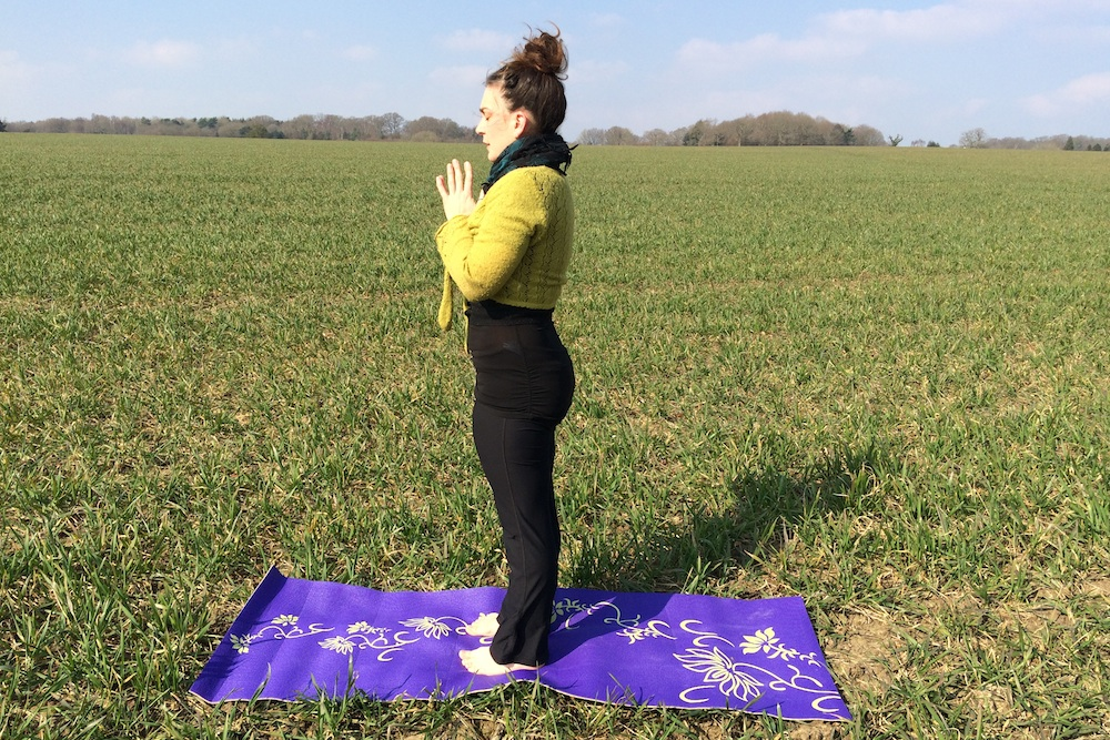 Morning yoga sequence - theearlyhour.com