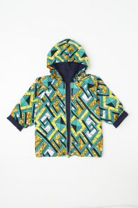 festival clothes for kids - african print coat by What Mother Made - theearlyhour.com