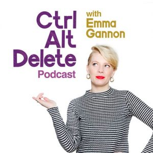 female podcast hosts - ctrl alt delete - theearlyhour.com