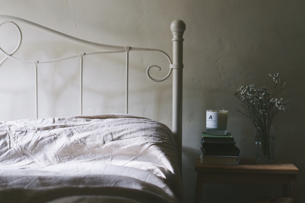 Me and Orla - bed - theearlyhour.com