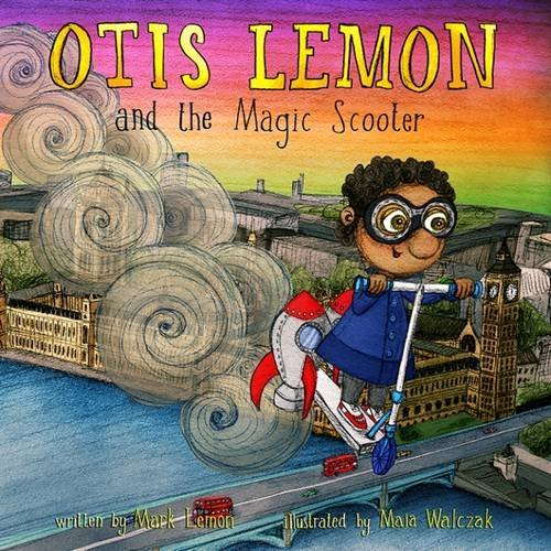 Otis Lemon = books for toddlers - theearlyhour.com
