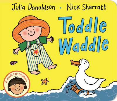 toddle waddle - books for toddlers - theearlyhour.com