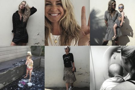 Fashion Blogger - A Mothers Edit - theearlyhour.com