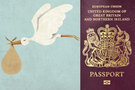 Giving birth in the UK? Better take your passport - theearlyhour.com