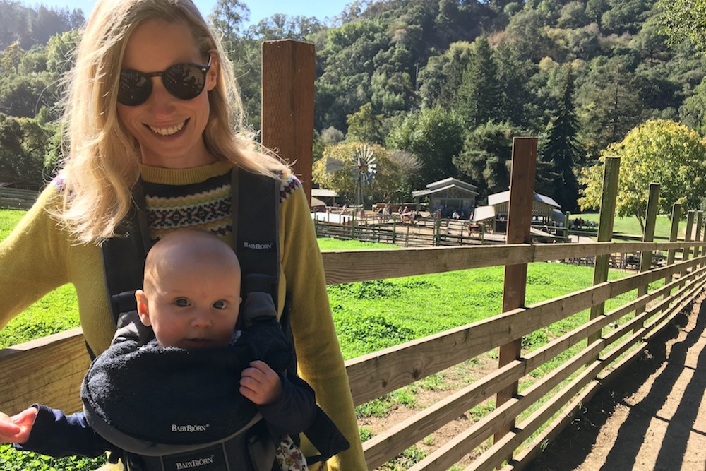 694f5589 Emma Morris moved from north London to San Francisco two years ago and now  has a six-month-old baby. She tells us about the big move, re-training as a  ...