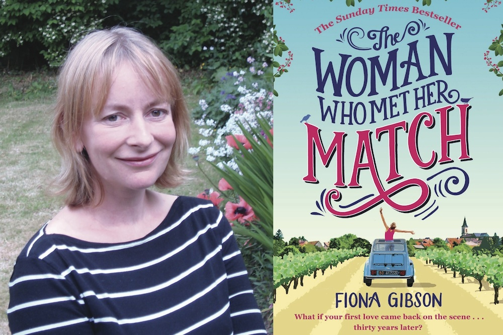 Fiona Gibson author