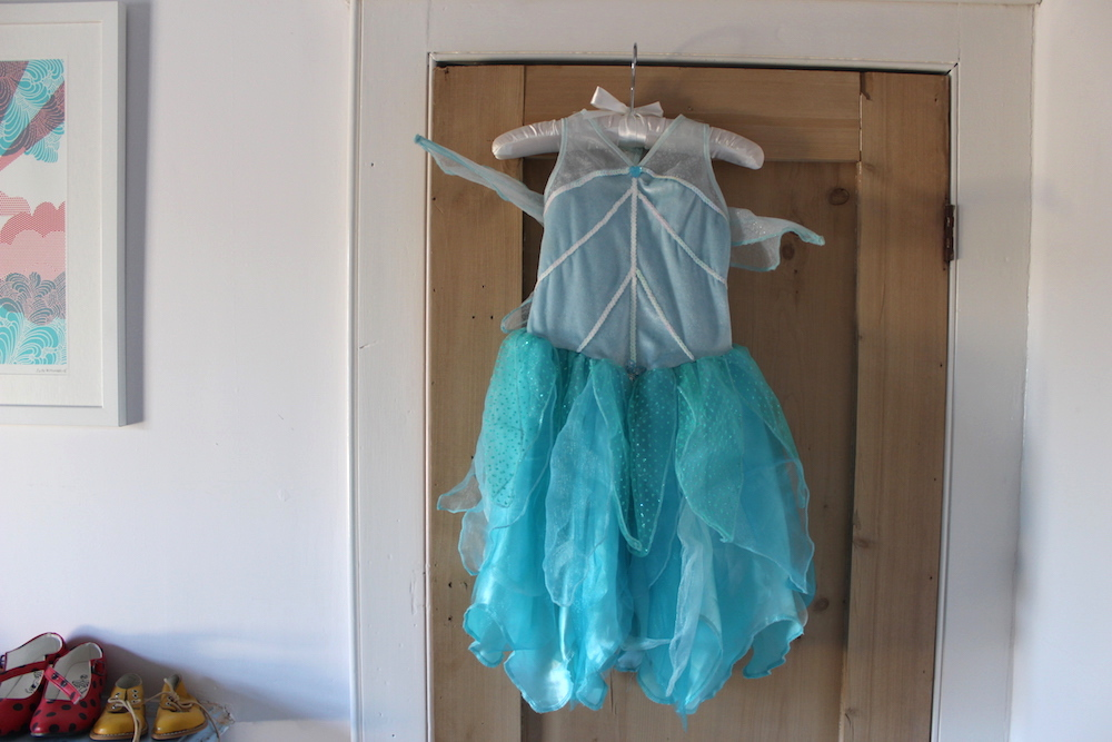 Disney fairy dress